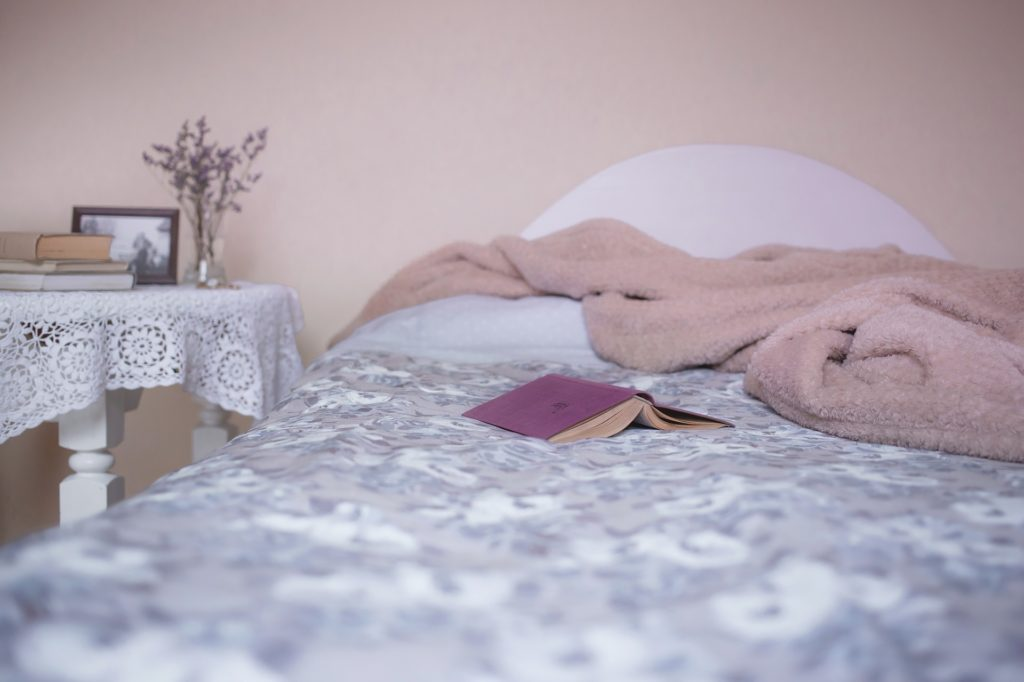 Cleaning resolutions can be as simple as making your bed every morning