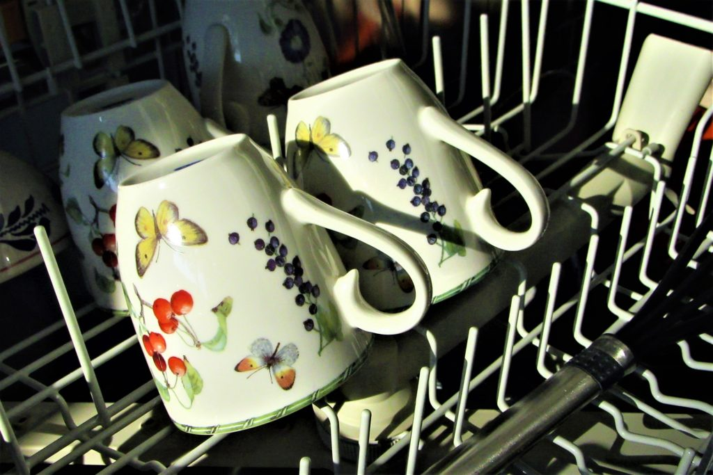 Keep your dishwasher moving